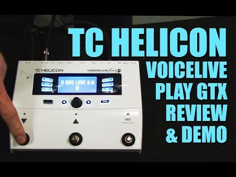 tc helicon play voicelive 2 manual