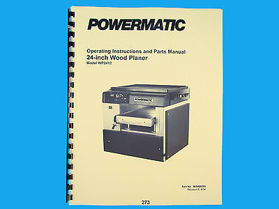 geeetech 20 planer parts manual