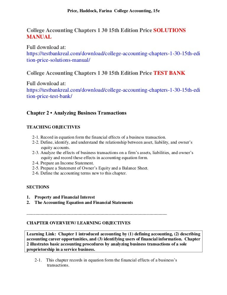 accounting 25th edition solutions manual chapter 12