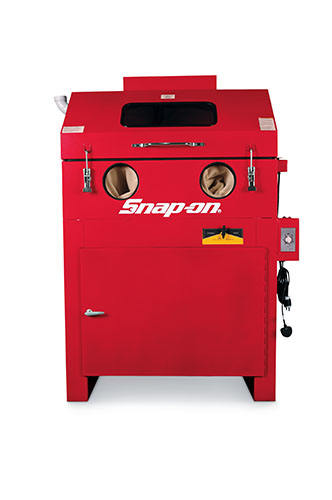 high pressure manual parts washer