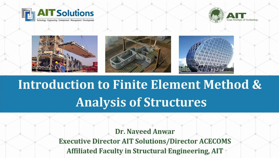 applied finite element analysis for engineers solution manual