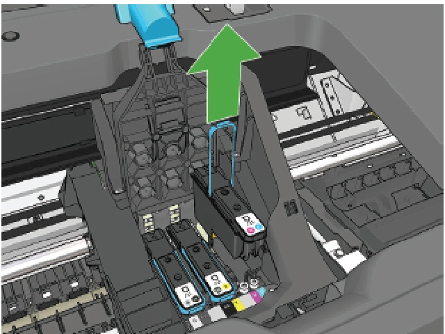 how to print from manual feeder on t2300 hp