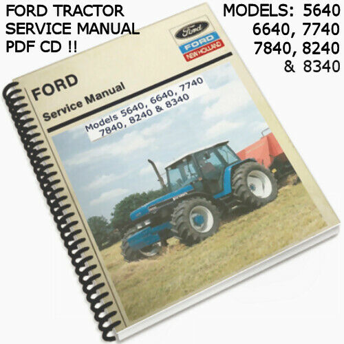 download parts manual ford 6640