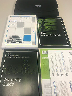 ford transit connect parts manual