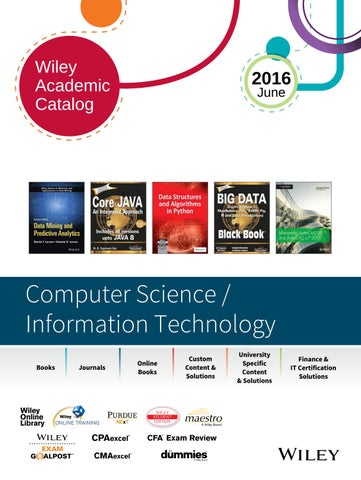 instructor solutions manual for computer science an overview 12 e